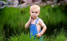 "$59 for a Children's Portrait Session Including One 11""x14"" Print at Behnke Fine Portraiture ($400 Value)"