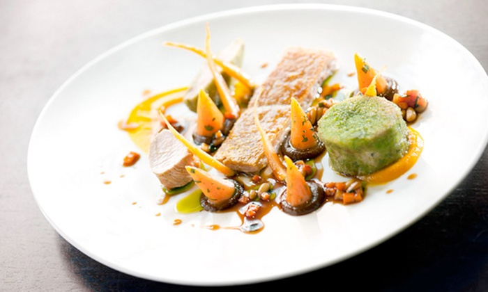 L' Autre Pied - London: Seven-Course Taster Menu For Two for £62 at Michelin-Starred L'Autre Pied (50% Off)