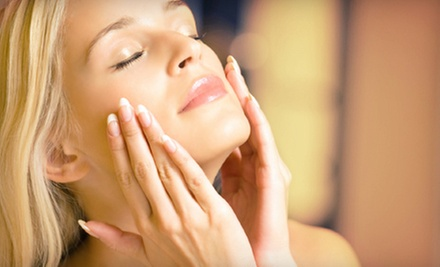 Two or Four Venus Freeze Skin-Tightening Treatments at Greenspring Rejuvenation (Up to 67% Off)