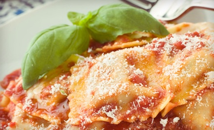 Handcrafted, Fresh-Cut Pastas at Nonna Maria&#x27;s Homemade Pasta (Up to 55% Off). Three Options Available.