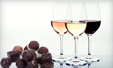 Wine Tasting with Small Bites for Two or Four at Millesime Cellars Winery & Tasting Room (Half Off)