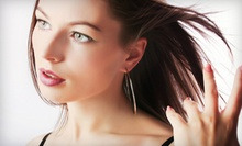 Blow-Out, Deep-Conditioning Treatment, and Optional Haircut at Jack Winn Salon & Body Center (Up to 64% Off)