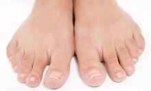 Three Laser Nail-Fungus Removal Treatments for One or Both Feet at Sun City Medical Clinic (Up to 75% Off)