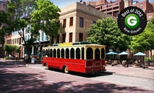 New Orleans History Trolley Tour for One, Two, or Four from Capital City Trolleys (Up to 57% Off)