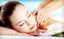 60- or 90-Minute Massage at A Day Away Salon &amp; Spa (Half Off)