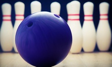 Two-Hour Bowling Package for Four or Six with Shoe Rental, Tokens, and Soda at Northrock Lanes (Up to 56% Off)