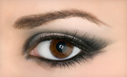 One or Three Eyebrow-Threading Sessions at Brow Art 23 (55% Off)