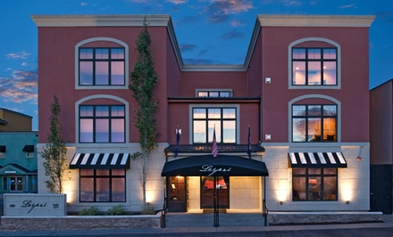 groupon daily deal - 1-, 2-, or 3-Night Stay for Two at Lespri Park City in Park City, UT. Combine Up to 9 Nights.