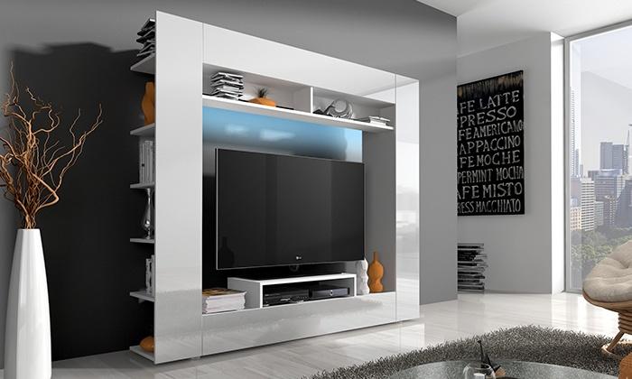 Móvel de televisão Epsilon com LED por 249€ em vez de 599€