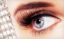 Full Set of Eyelash Extensions and Optional Three-Week Touchup at L A S H (Up to 61% Off)