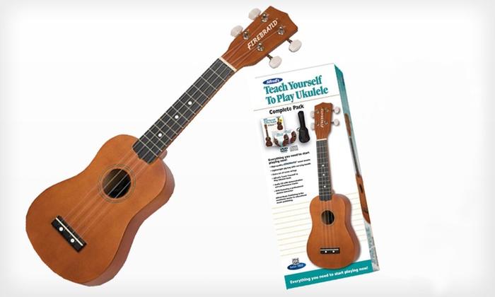 ukulele instruction for beginners
