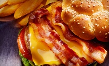 $12 for $25 Work of Pub Food and Drinks or All-Inclusive Party Package for Up to 10 People at Big Daddy's