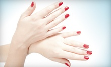 Classic Mani-Pedi or Gelish Manicure and Classic Pedicure at Serenity Spa (Up to 60% Off)