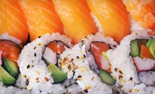 Sushi for Two or Four at Yen Sushi & Sake Bar (Up to 51% Off)