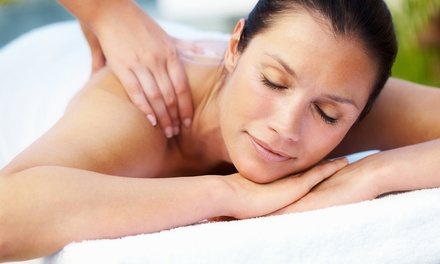 One-Hour Swedish Massage, Collagen and Caviar Facial, or Anti-Aging Facial at Lisa's Salon & Day Spa (Up to 53% Off)