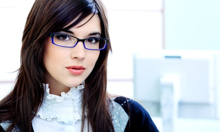 $49 for $325 Toward a Complete Pair of Prescription Eyeglasses at Pearle Vision