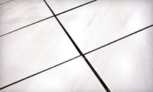 Tile and Grout Cleaning for Two, Three, or Four Rooms or Grout-Sealing Services from C4 Carpet Care (Up to 75% Off)