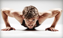 $30 for a One-Month P90X Boot Camp at Complete Fitness Concepts ($60 Value)