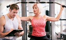 Two, Four, or Six Personal-Training Sessions with Meal Plan at Body By Larry B. (Up to 75% Off)