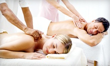 Individual or Couples Spa Package with Massage, Collagen Mask, and Body Scrub at Massage Spa & Beyond (Up to 69% Off)