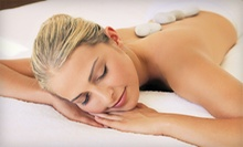 60- or 90-Minute Swedish and Acupressure Massage with Aromatherapy and Hot Stones at D' Gift of Touch Massage (Half Off)