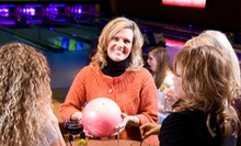 $49 for a Mother's Day Bowling Package with Buffet for Four at PINZ ($106 Value)