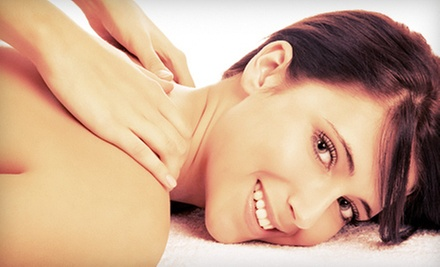 60- or 90-Minute Massage at Sonie Clinic (Up to 54% Off)
