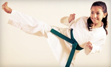 $50 for $90 Worth of Martial Arts at Scholar Warrior Martial Arts