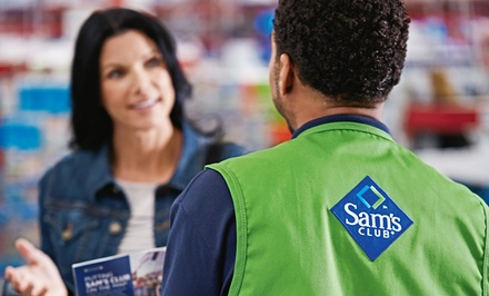 $45 for a One-Year Sam's Club Membership, $20 Gift Card, and Free Fresh-Food Vouchers ($91.23 Total Value)