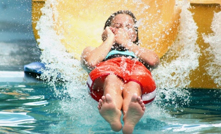 Admission for Four to Great Waves Waterpark (Up to 34% Off). Three Options Available.