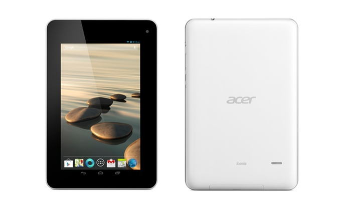 Acer Iconia B1 7  8GB or 16GB Tablet