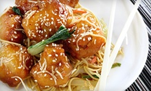 $10 for $20 Worth of Chinese Cuisine and Drinks at Chin Chin