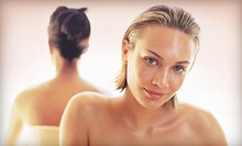 3, 5, or 10 Infrared-Sauna Sessions at Revolution Hair & Body Salon (Up to 53% Off)