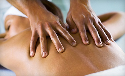 60- or 90-Minute Swedish Massages at B-True Organics (Up to 51% Off)