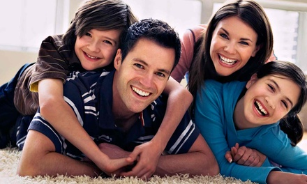 $69 for a 30-Minute Family or Holiday Photo-Shoot Package at The Studio by Mark A. Rice ($275 Value)