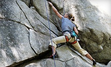 Beginners' Rock-Climbing Class for One, Two, or Four from Treks and Tracks (Up to 72% Off)