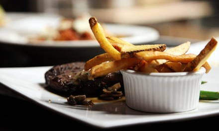 Three-Course American-Fusion Meal for Two or Four at Ritual (Up to 46% Off)
