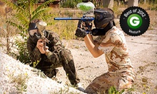 Beginner Ninja or Intermediate Basic-Training Paintball Package One, Two, or Five at Paintball USA (Up to 68% Off)