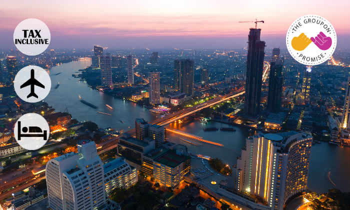 BKK $294 nett for Hotel & SQ Flight 0