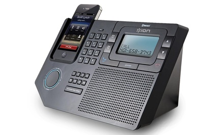 Ion Phone Station Plus Bluetooth Speakerphone Station