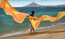 $25 for Two-Hour Introductory Kiteboarding Lesson at Helm of Sun Valley ($60 Value)