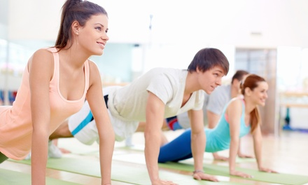 10 or 20 Drop-In Group Fitness Classes at Saint Louis Workout (Up to 88% Off)