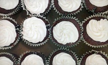 Cupcakes, Loaves of Sweet Breads, and Baked Goods at Baker's Delights (Up to 52% Off). Three Options Available.