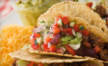 Mexican Food for Lunch or Dinner at Juanita's Mexican Kitchen (Half Off)