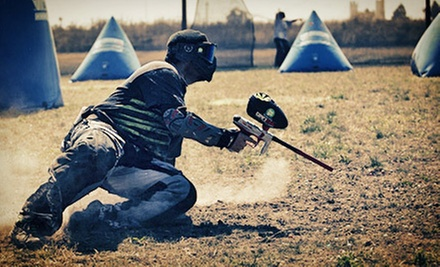 $17 for 3 hours of Paintball Play, Equipment Rental, and 100 Paintballs at Diamond Hill Paintball ($35 Value)