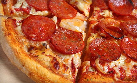 Pizza and Italian Cuisine at Pizza Capri (Up to 52% Off). Two Options Available.