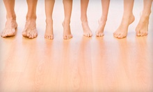Laser Toenail-Fungus Removal for One or Both Feet at West Coast Foot Laser (Up to 63% Off)