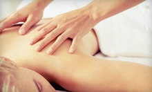 $30 for a 60-Minute Deep-Tissue Massage from Shanna Hartwig at Salon at Victorian Village ($60 Value)