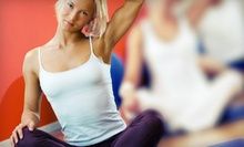 5 or 10 Drop-In Yoga Classes or a Therapeutic-Yoga Package at Metta Massage & Yoga Clinic (Up to 81% Off)