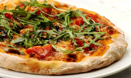 $12 for $20 Worth of Pizza, Hoagies, Pasta, and Wings at Snappy Tomato Pizza